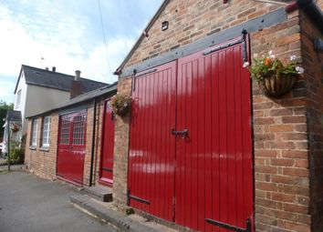 Thumbnail 1 bed barn conversion to rent in High Street, Great Glen, Leicester