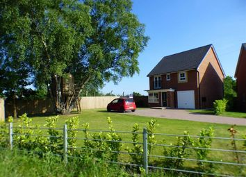Thumbnail 4 bed detached house for sale in Foundry Lane, Elworth, Sandbach
