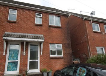 Thumbnail 3 bed semi-detached house for sale in Stanley Street, Senghenydd, Caerphilly