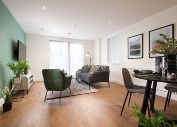 Thumbnail 3 bedroom flat for sale in Wellington Street, Woolwich