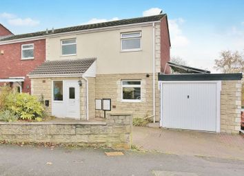 Thumbnail 3 bed semi-detached house for sale in Ferriston, Banbury