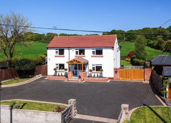 Thumbnail 4 bed detached house for sale in Linehouse Lane, Lickey End, Bromsgrove