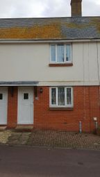 Thumbnail 2 bed terraced house for sale in Foxglove Way, West Bay