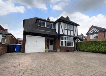 Thumbnail 4 bed detached house for sale in Constable Drive, Derbyshire