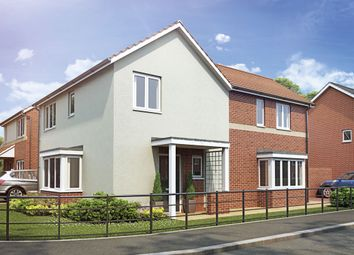 Thumbnail 4 bedroom link-detached house for sale in Dovedale Road, Erdington, Birmingham
