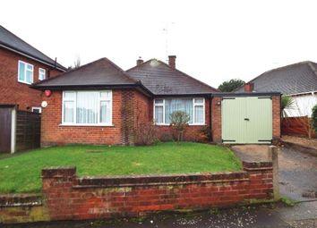 Thumbnail 2 bed bungalow for sale in Seven Oaks Crescent, Bramcote, Nottingham, Nottinghamshire