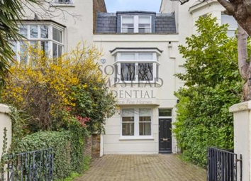 Thumbnail 4 bed terraced house to rent in Hamilton Terrace, St John's Wood, London