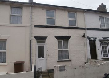 Thumbnail 4 bedroom terraced house to rent in Paget Street, Gillingham