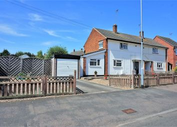 Thumbnail 2 bed semi-detached house for sale in Babington Road, Barrow Upon Soar