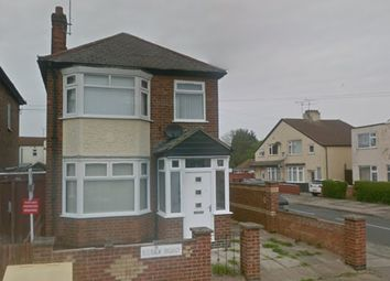 Thumbnail 4 bed detached house for sale in Essex Road, Off Gipsy Lane, Leicester