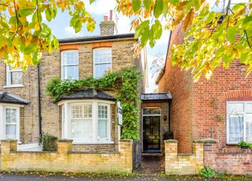 Thumbnail 3 bed semi-detached house for sale in Back Green, Hersham, Walton-On-Thames, Surrey