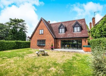 Thumbnail 5 bed detached house for sale in Road, West Byfleet, Surrey