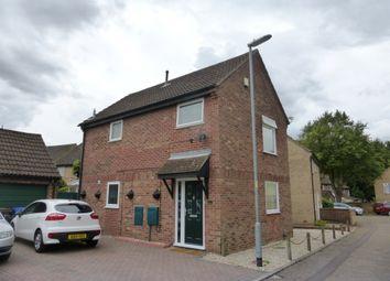 Thumbnail 3 bed detached house for sale in Braithwait Close, Norwich