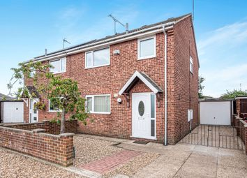 3 bed semi-detached house for sale in Middleham Close, Hull HU9