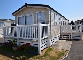 Thumbnail 2 bed mobile/park home for sale in Tower View, Pevensey Bay Holiday Park
