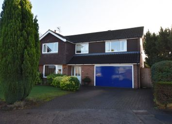 Thumbnail 4 bed property for sale in Troutbeck Crescent, Bramcote