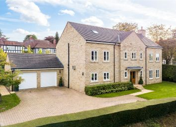 Thumbnail 6 bed detached house for sale in Wharfe View House, Langwith Wood Court, Collingham, Wetherby, West Yorkshire