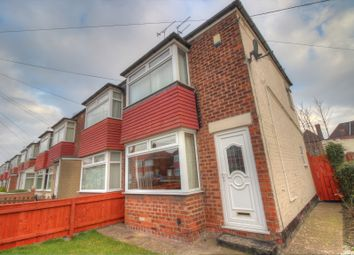 Thumbnail 2 bed end terrace house for sale in Dayton Road, Hull