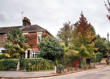 Thumbnail 4 bed end terrace house for sale in Cumberland Road, Manor Park, London