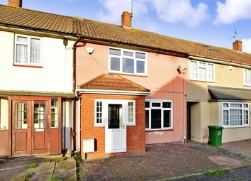Thumbnail 2 bed terraced house for sale in Pendle Drive, Basildon, Essex