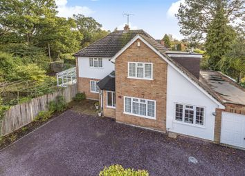 Thumbnail 4 bed detached house for sale in Finchampstead Road, Wokingham, Berkshire