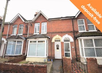 3 bed terraced house to rent in Cranbury Road, Eastleigh SO50