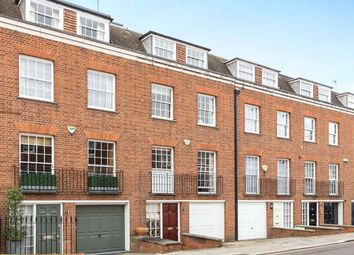 Thumbnail 4 bed terraced house for sale in Shawfield Street, Chelsea