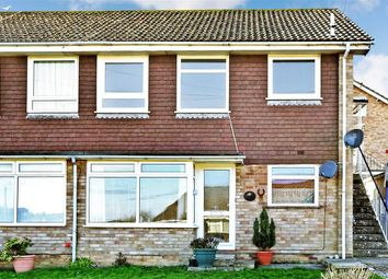 Thumbnail 1 bed maisonette for sale in Rectory Drive, Wootton Bridge, Ryde, Isle Of Wight