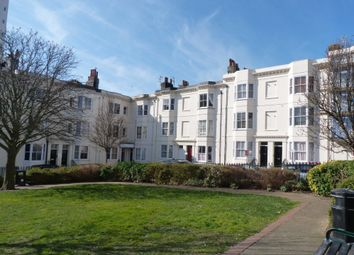Thumbnail 2 bedroom flat to rent in Clarence Square, Brighton