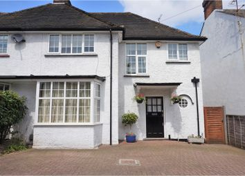 Thumbnail 3 bed semi-detached house for sale in Park Road, Radlett