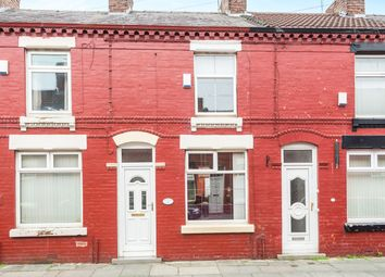 Thumbnail 2 bed terraced house for sale in Whitman Street, Wavertree, Liverpool
