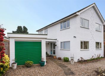 Thumbnail 3 bed detached house for sale in Weston Park, Thames Ditton, Surrey