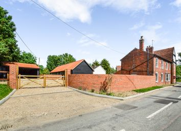 Thumbnail 3 bed semi-detached house for sale in Wickham Street, Newmarket