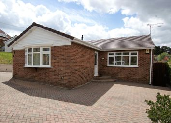 Thumbnail 5 bed bungalow to rent in Wyatts Close, Corfe Mullen, Wimborne, Dorset