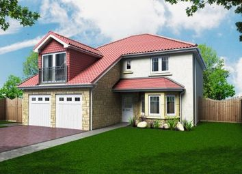 Thumbnail 5 bed detached house for sale in The Azalea, Off Cupar Road, Leven, Fife