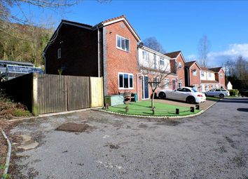 Thumbnail 4 bed semi-detached house for sale in Ross Rise, Treherbert, Treorchy