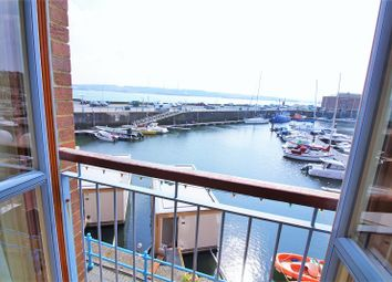 Thumbnail 2 bed flat for sale in Agamemnon House, Nelson Quay, Milford Haven, Pembrokeshire.