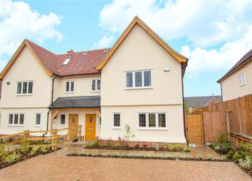 Thumbnail 3 bed detached house for sale in Pastures Close, Whiteditch Lane, Newport, Essex
