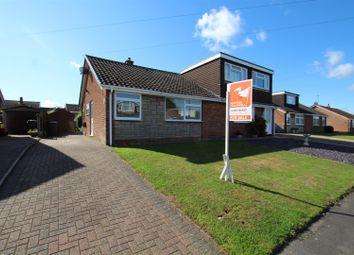 Thumbnail 3 bed semi-detached bungalow for sale in Henhurst Ridge, Burton-On-Trent