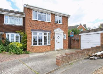 Thumbnail 3 bedroom semi-detached house for sale in Nightingale Avenue, Seasalter, Whitstable