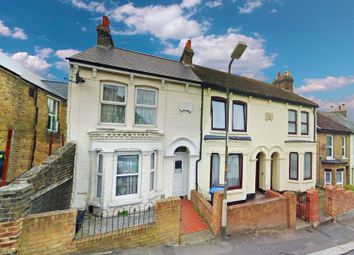 Thumbnail 3 bed end terrace house for sale in Belgrave Road, Dover