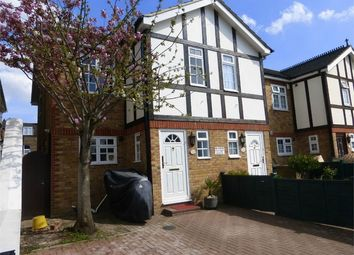Thumbnail 3 bed end terrace house for sale in Shirley Gardens, Hanwell, London