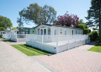 2 bed mobile/park home for sale in Monkton Street, Monkton, Ramsgate CT12