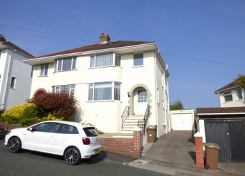 Thumbnail 4 bed semi-detached house for sale in St Margarets Road, Woodford, Plympton