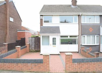 Thumbnail 3 bed terraced house to rent in Bedburn Avenue, Sunderland