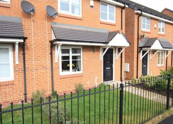 Thumbnail 3 bed semi-detached house for sale in Alderman Road, Hunts Cross, Liverpool