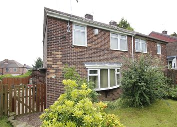Thumbnail 3 bed semi-detached house for sale in Whinmoor Road, High Green, Sheffield