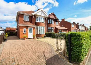 Thumbnail 3 bed semi-detached house for sale in Woodsetts Road, North Anston, Sheffield