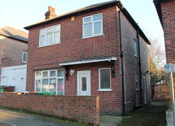 Thumbnail 4 bed detached house to rent in Allington Avenue, Lenton, Nottingham