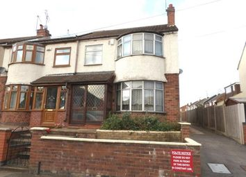 Thumbnail 3 bed end terrace house for sale in Torcross Avenue, Coventry, West Midlands